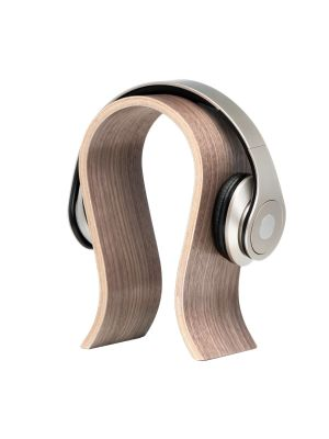 Medinis ausinių stovas, riešutas